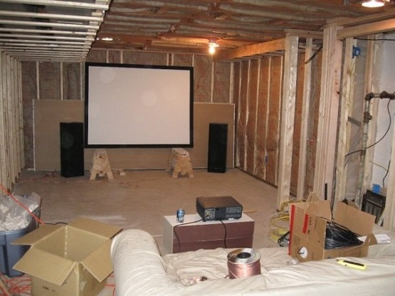 Soundproof Your Home Theater With Drywall