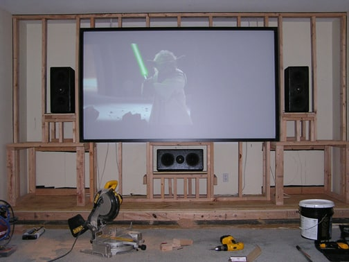 drywall soundproof home theater