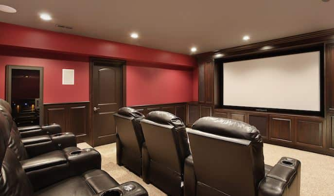 How To Soundproof Your Home Theater Ceiling