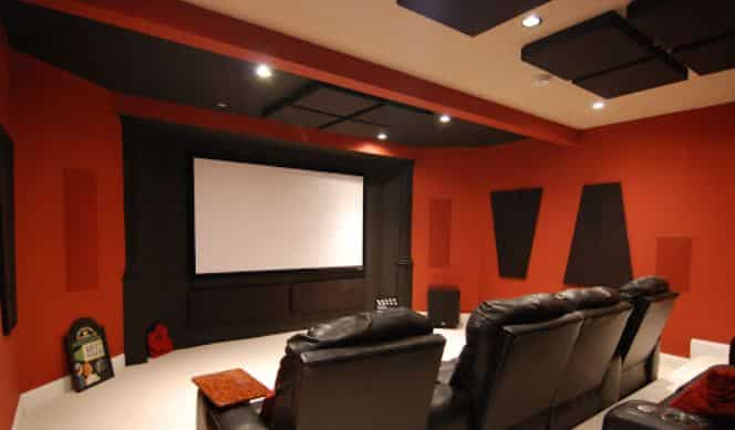 home theater Acoustic Panels soundproofing