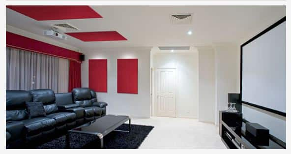 home theater acoustic panels ceiling