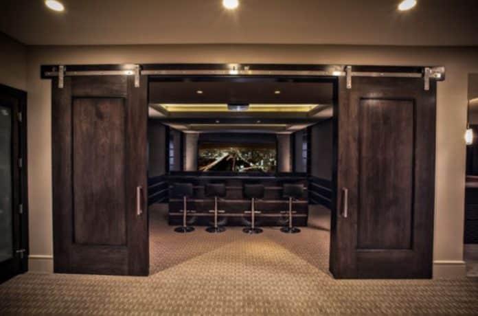 how to soundproof your home theater door