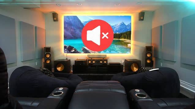 how to soundproof your home theater