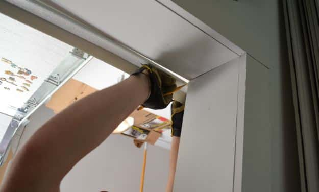 weatherstripping for home theater door
